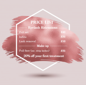 Graceful Beauty Price List